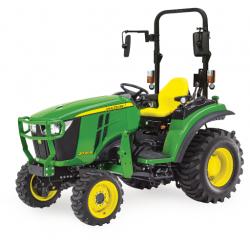tracteur compact john deere 2036r