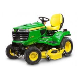 Tracteur Toondeuse JOHN DEERE X750