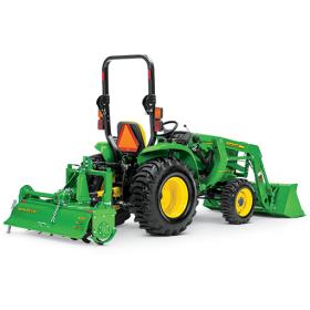 Tracteurs utilitaires compact john deere 3038