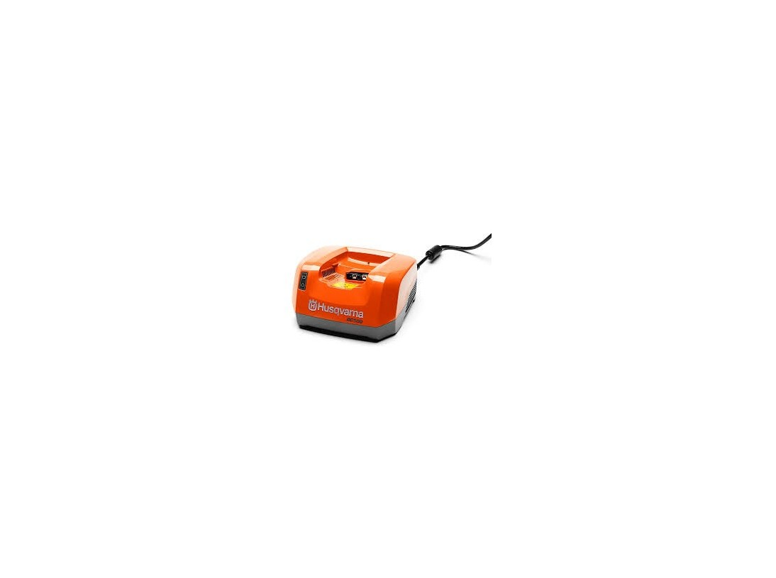 Chargeur Batterie  HUSQVARNA QC500
