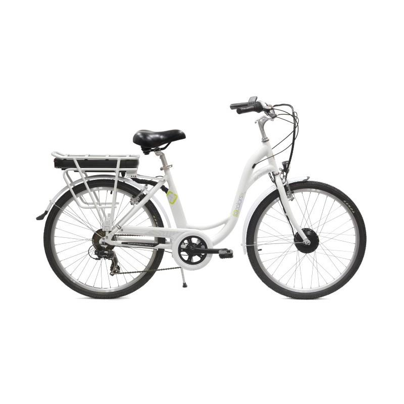 Vélo E-Colors blanc