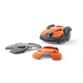 Kit coque orange pour 520