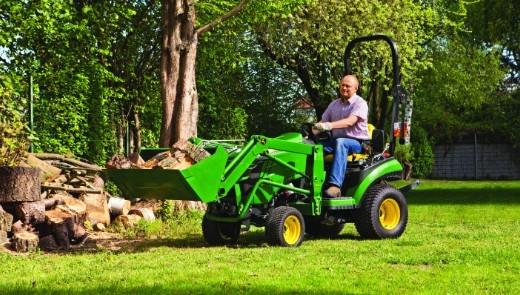 Tracteurs & Porte outils